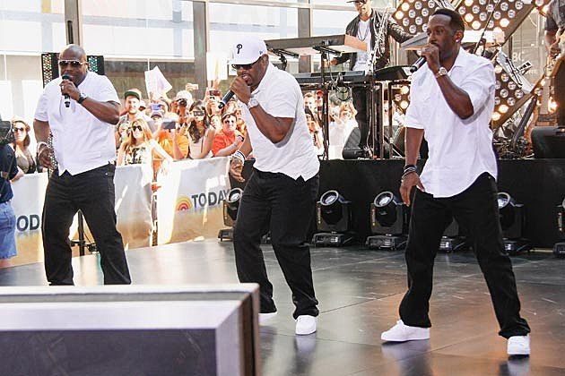 Boyz II Men Today Show