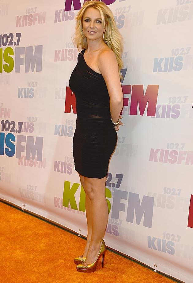 Britney Spears Wango Tango Roberto Cavalli