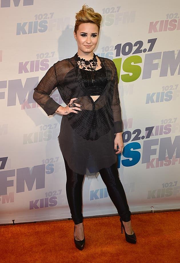 Demi Lovato Wango Tango 2013