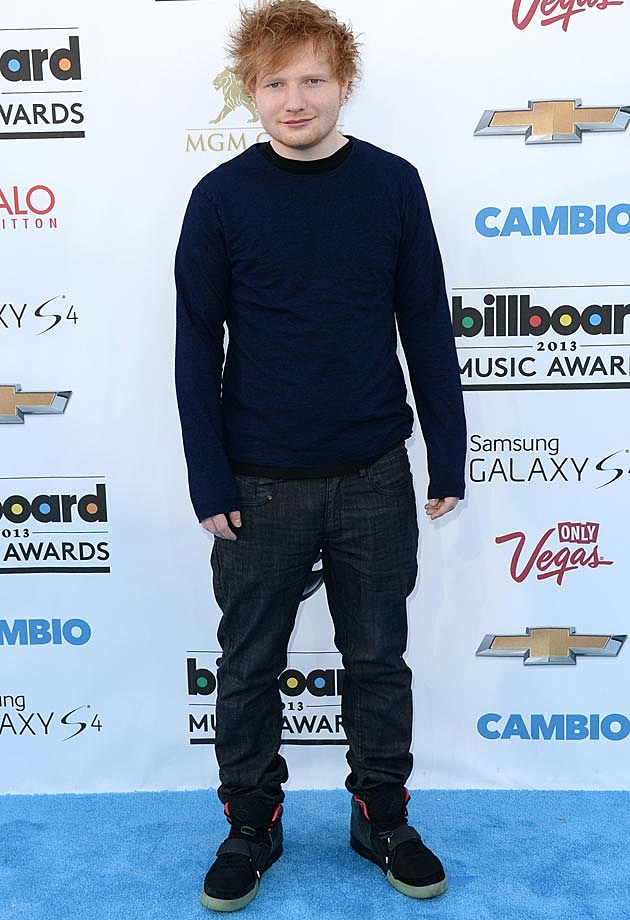 Ed Sheeran 2013 Billboard Music Awards