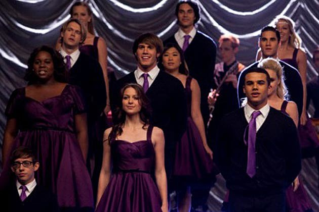 Glee All Or Nothing