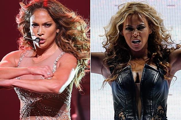 Jennifer Lopez Beyonce
