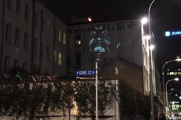 Kanye West Projection New Zealand