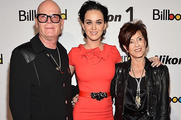 Katy Perry Parents
