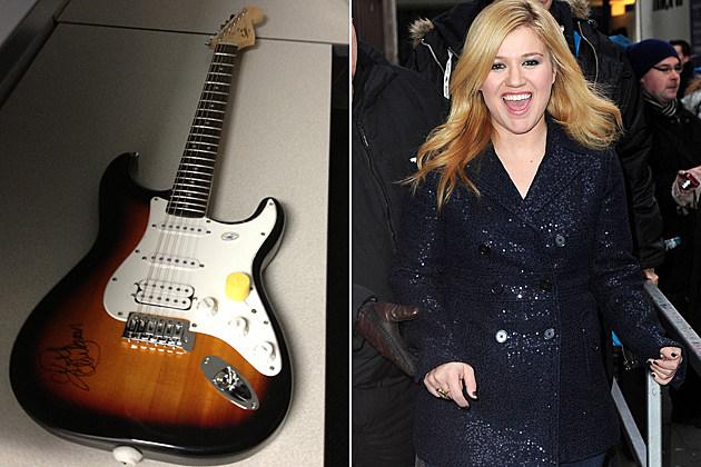 Kelly Clarkson Guitar