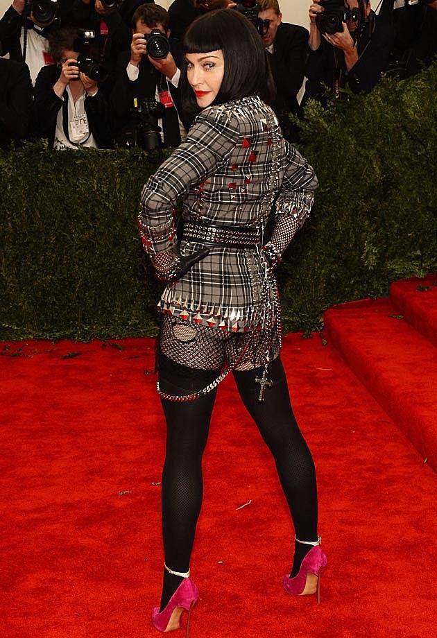 Madonna 2013 Met Gala