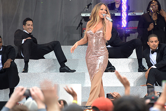 Mariah Carey Good Morning America