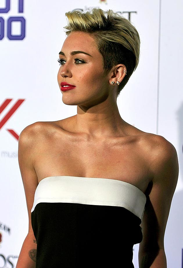 Miley Cyrus Maxim Hot 100 Party