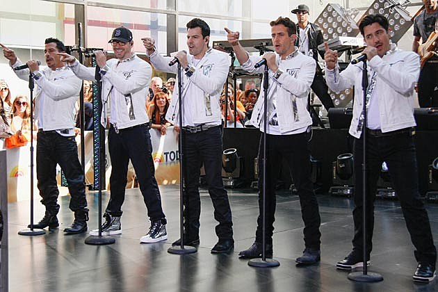 NKOTB The Today Show
