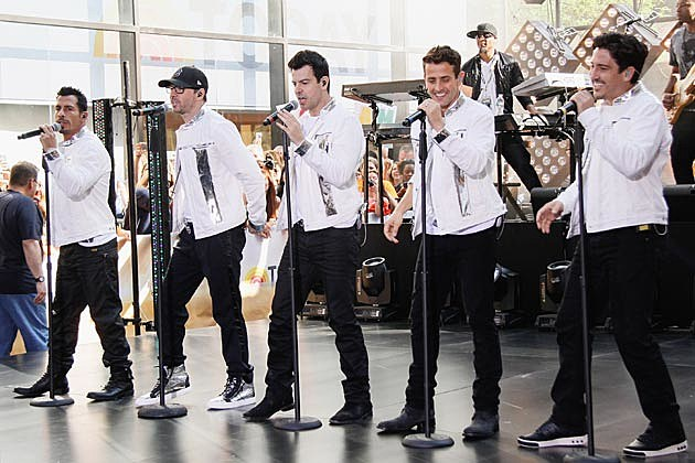 NKOTB Today Show