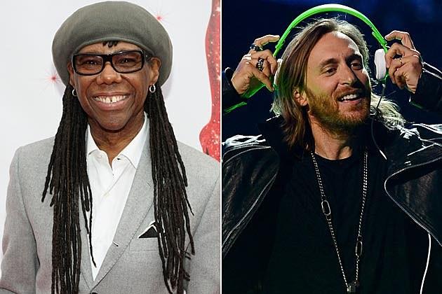 Nile Rodgers David Guetta