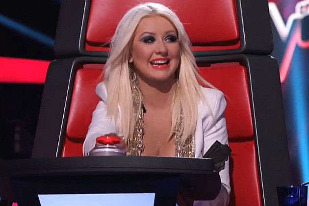 The-Voice-Christina-Aguilera