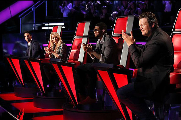 The Voice Coaches