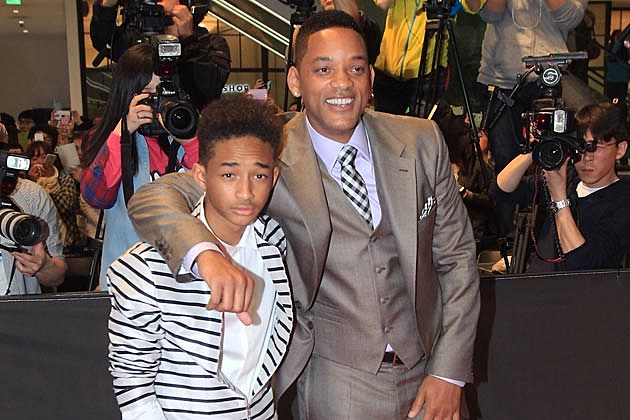 Jaden Smith Will Smith