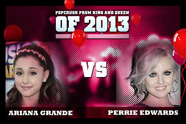 Ariana Grande Perrie Edwards