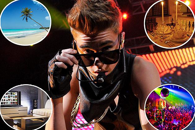 Justin Bieber Dream Date