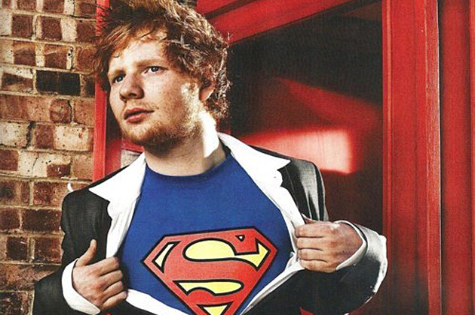 Ed Sheeran Funny