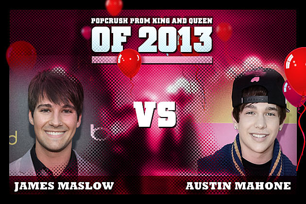 James Maslow Austin Mahone