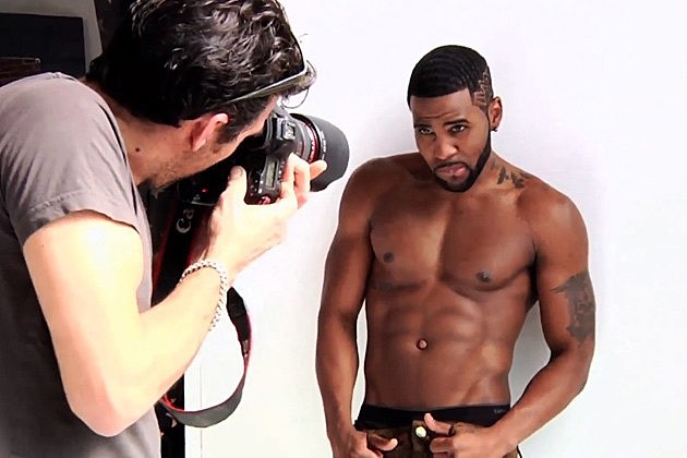 Jason Derulo Shirtless