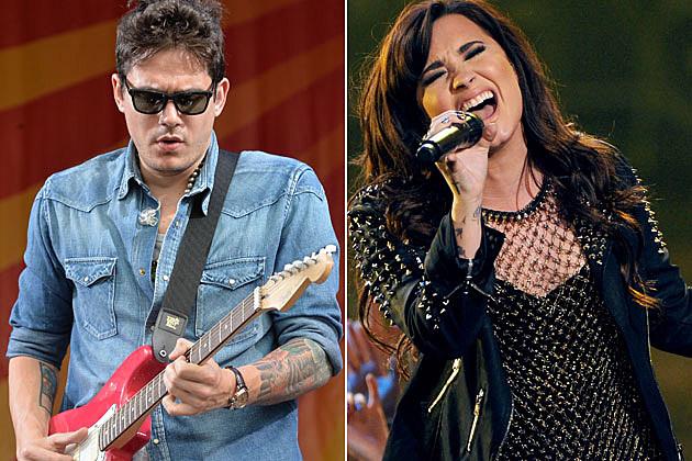 John Mayer Demi Lovato