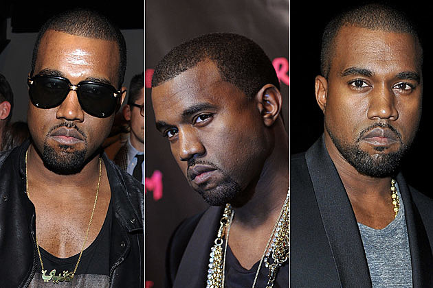Kanye West Faces