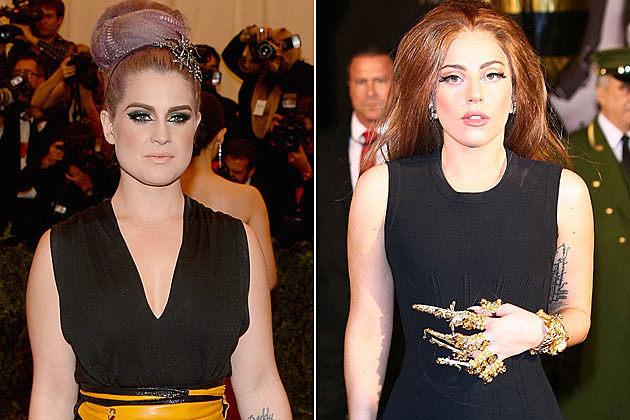 Kelly Osbourne Lady Gaga