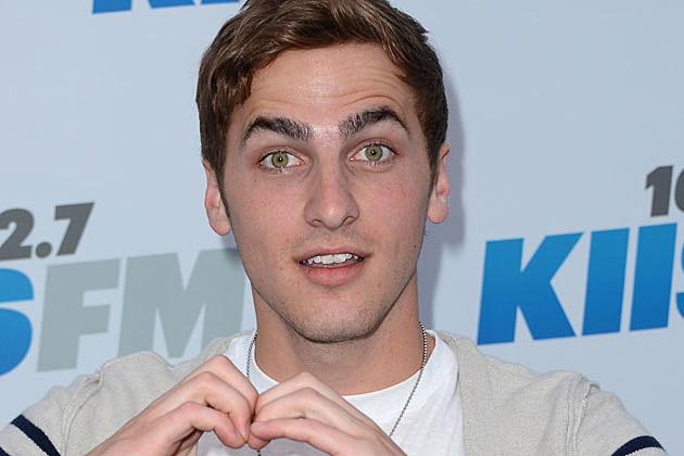 Kendall Schmidt Eyes