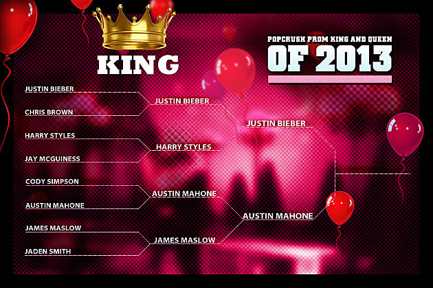 PopCrush Prom King 2013