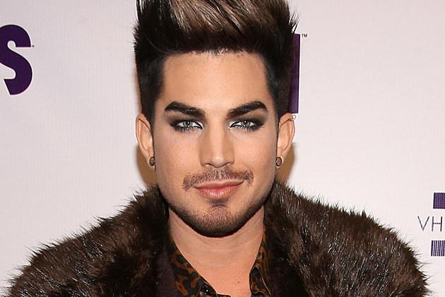 Adam Lambert Eyes
