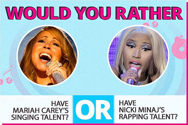 Mariah Carey Nicki Minaj