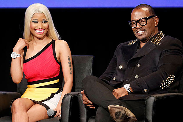 Nicki Minaj, Randy Jackson