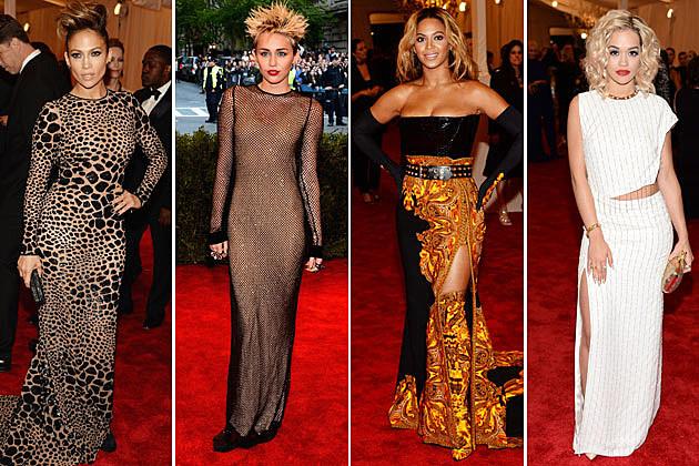 Jennifer Lopez Miley Cyrus Beyonce Rita Ora