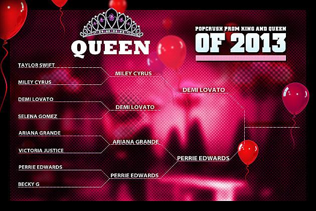 PopCrush Prom Queen of 2013