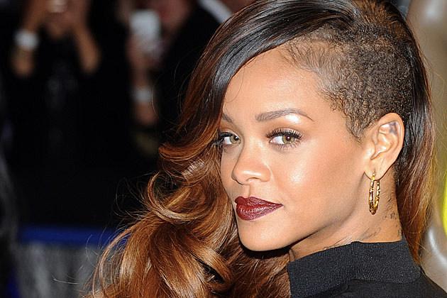 Rihanna Eyes