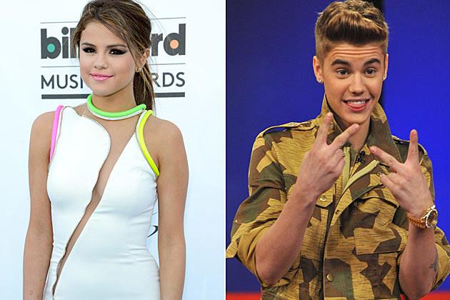 Justin Bieber and Selena Gomez 2013