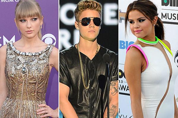 Selena Gomez Doesn't Care That Taylor Swift Dislikes Justin Bieber