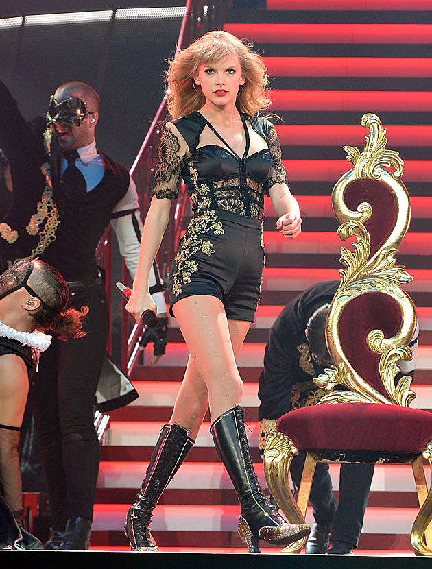 Taylor Swift vs. Pink vs. Rihanna vs. Beyonce Whose Tour Costume Do You Like Best? u2013 Readers Poll