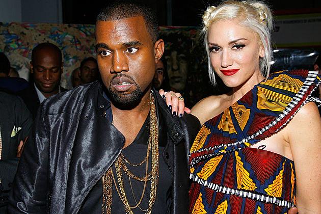 Kanye West Gwen Stefani