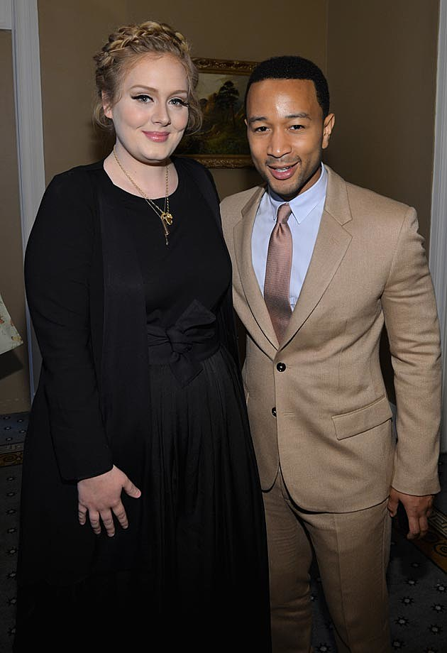 Adele John Legend Columbia