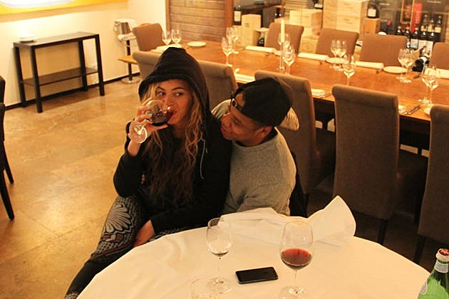 Beyonce Jay-Z Wine