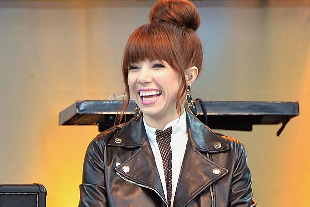 Carly Rae Jepsen GMA