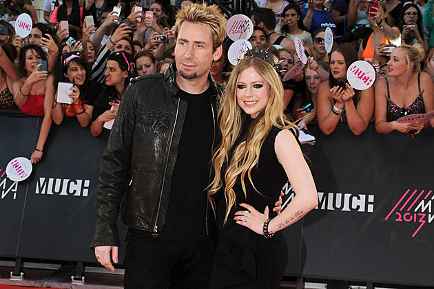 Nickelback-Chad-Kroeger-Avril-Lavigne