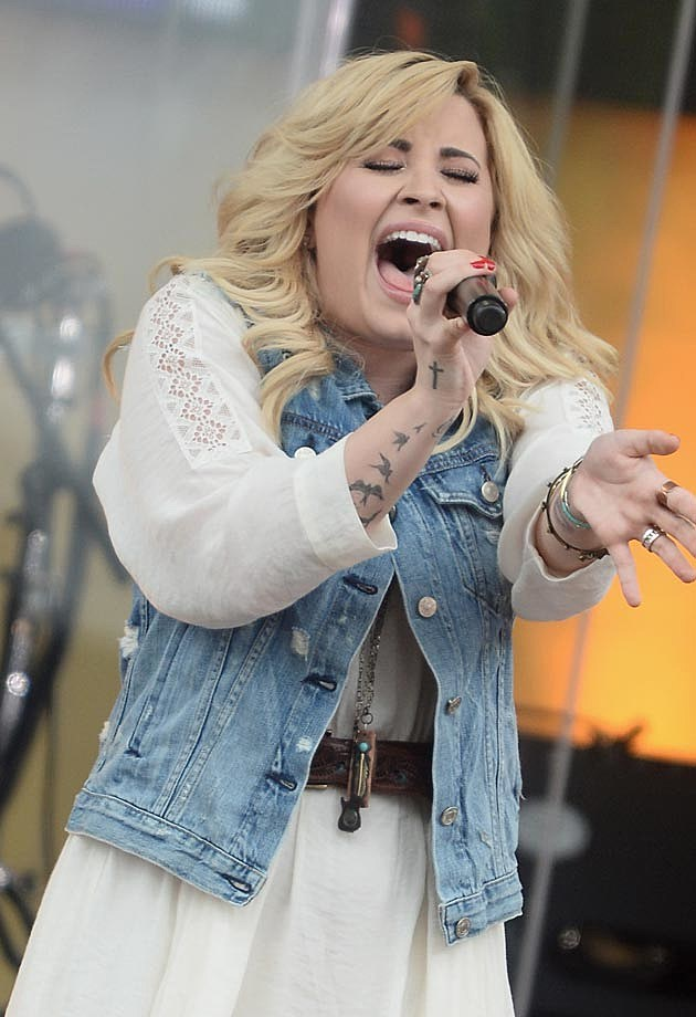 Demi Lovato GMA