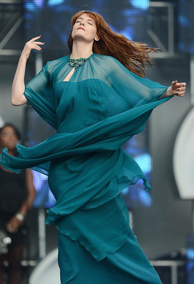 Florence Welch Chime for Change