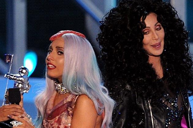 Lady Gaga Cher