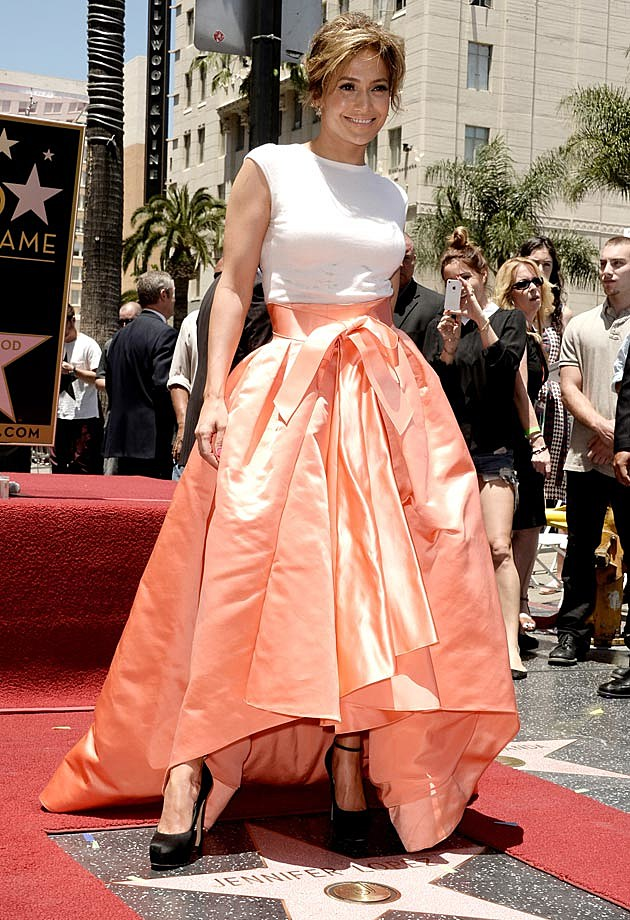 Jennifer Lopez Hollywood Star Dior