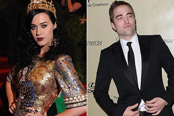 Katy Perry Has Her Eye on Robert Pattinson, Thinks He Could Be 'The One'