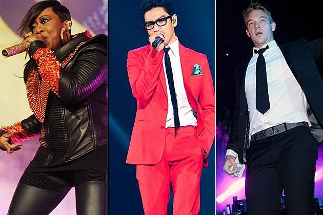 Missy Elliott G-Dragon Diplo