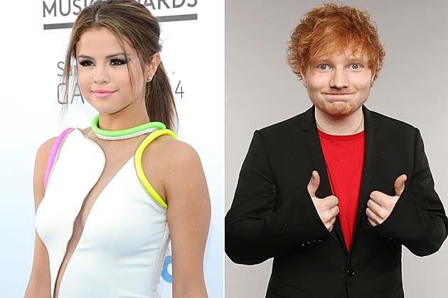Selena Gomez Ed Sheeran