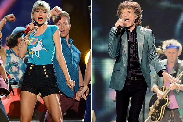 Taylor Swift to Perform With The Rolling Stones in Chicago